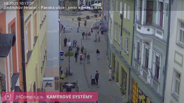 Jindřichův Hradec, Panská ulice